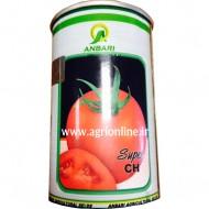 بذر گوجه فرنگی سی اچ عنبری-قوطی 500 گرمی