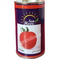 بذر گوجه فرنگی کاسپین قوطی 100 گرمی