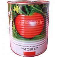 بذر گوجه فرنگی موبیل مجارستان قوطی 250 گرمی