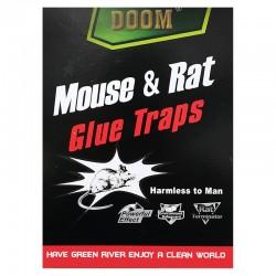 تله موش چسبی کتابی - doom