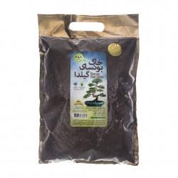 خاک بونسای غنی شده با ورمی کمپوست گیلدا - بسته بندی 2 لیتری