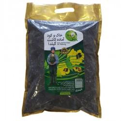 کود و خاک آماده برای کاشت گیلدا - بسته بندی 4 لیتری