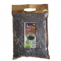 خاک تراریوم غنی شده با ورمی کمپوست گیلدا - بسته بندی 2 لیتری
