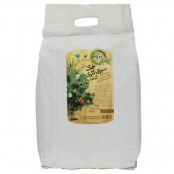 خاک مخصوص کشت سبزیجات ( غنی شده با ورمی کمپوست ) گیلدا-بسته بندی 12 لیتری