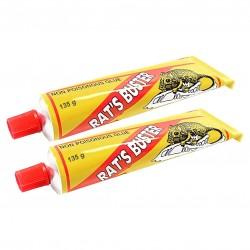 چسب موش تیوپی ریتس باستر 135 گرمی - بسته بندی دو عددی